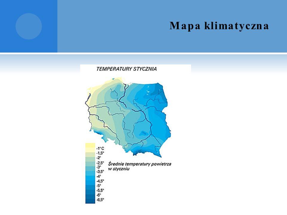 Mapa klimatyczna