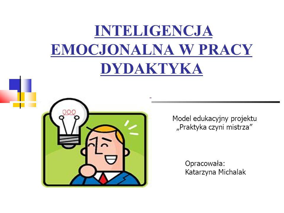 Czym jest inteligencja emocjonalna.