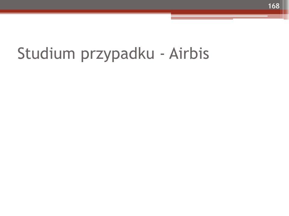 Studium przypadku - Airbis 168