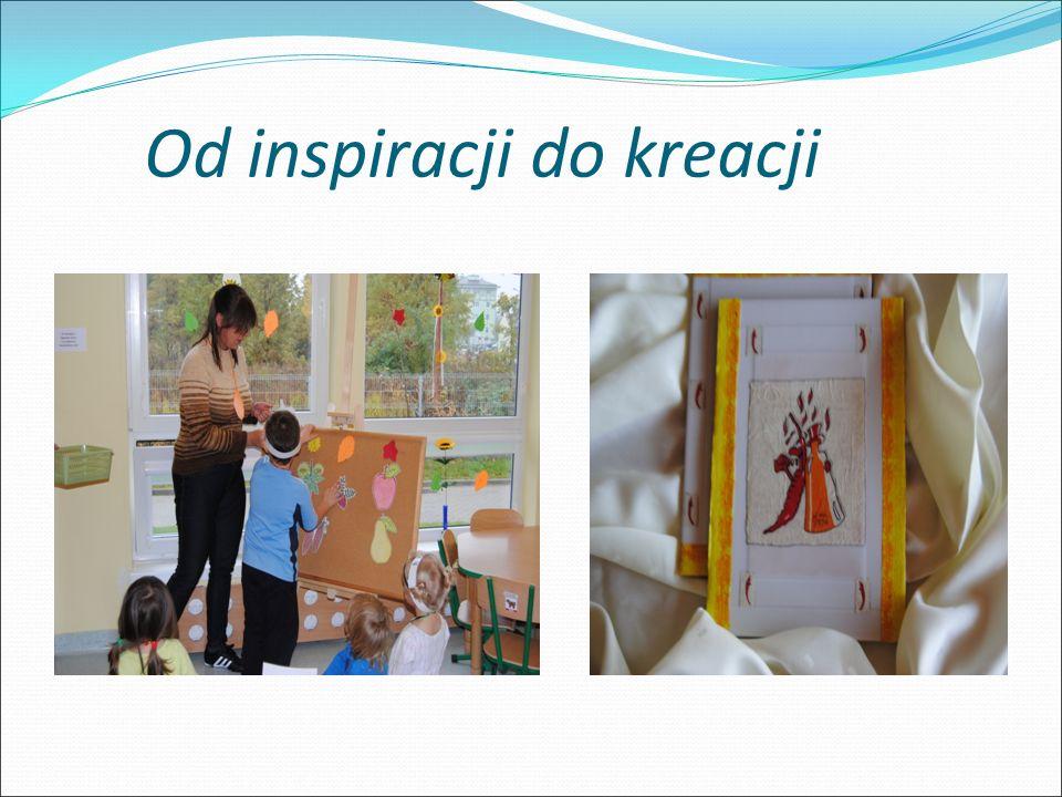 Od inspiracji do kreacji