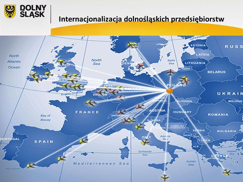 Internacjonalizacja dolnośląskich przedsiębiorstw