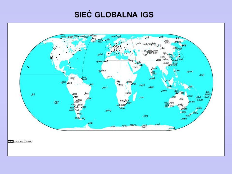 SIEĆ GLOBALNA IGS