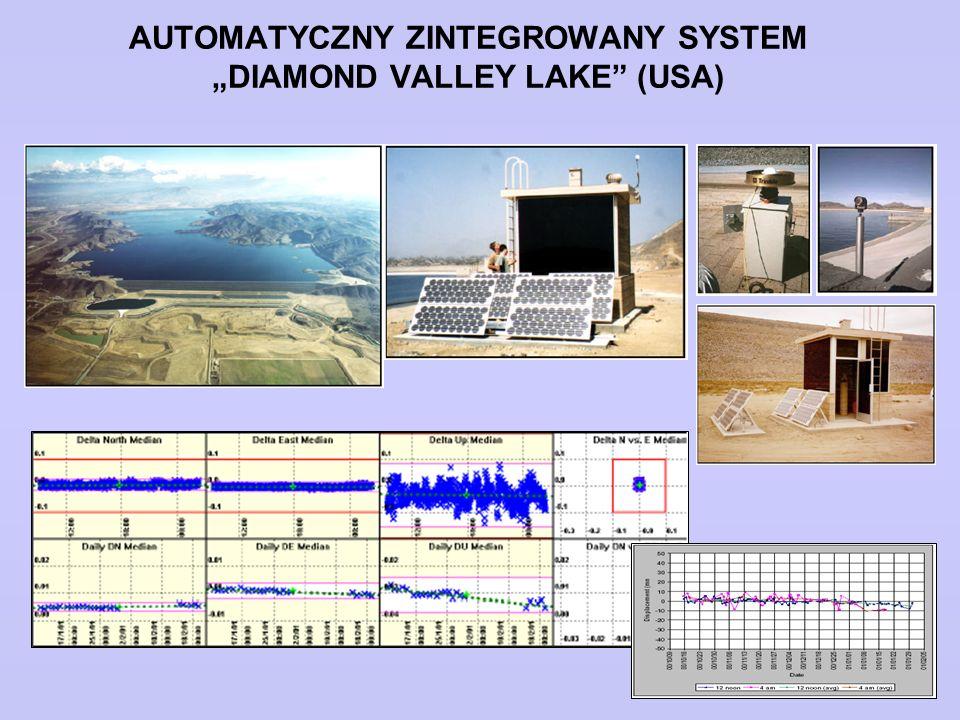 "AUTOMATYCZNY ZINTEGROWANY SYSTEM ""DIAMOND VALLEY LAKE (USA)"