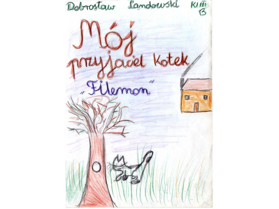 Pewnego słonecznego dnia wracając ze szkoły Piotruś, bo tak miał na imię bohater tego opowiadania, zobaczył w zaroślach małego kotka.