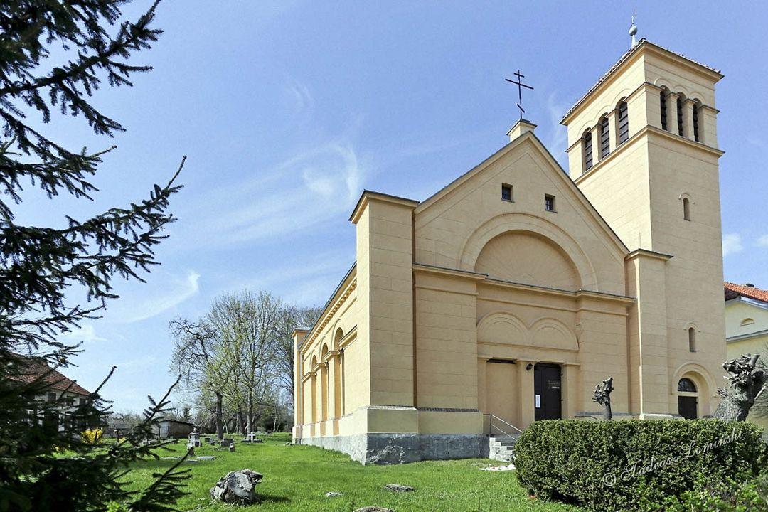 Sklepienie kaplicy bocznej