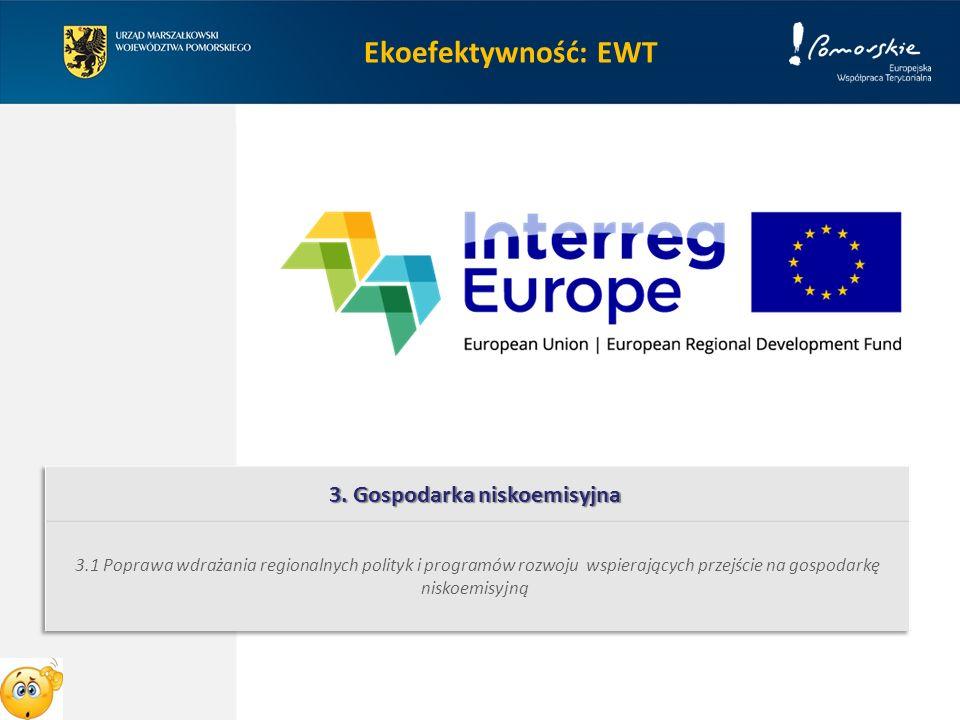 Ekoefektywność: EWT