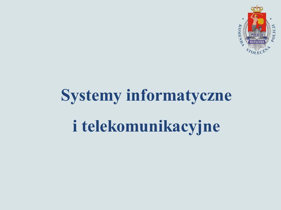 Systemy informatyczne i telekomunikacyjne