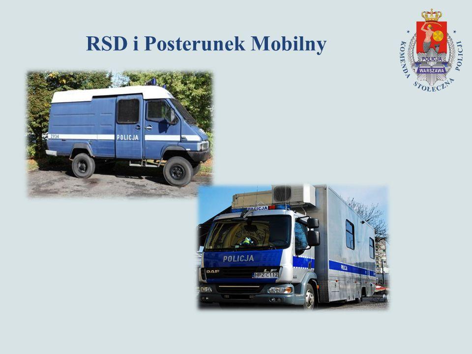 RSD i Posterunek Mobilny