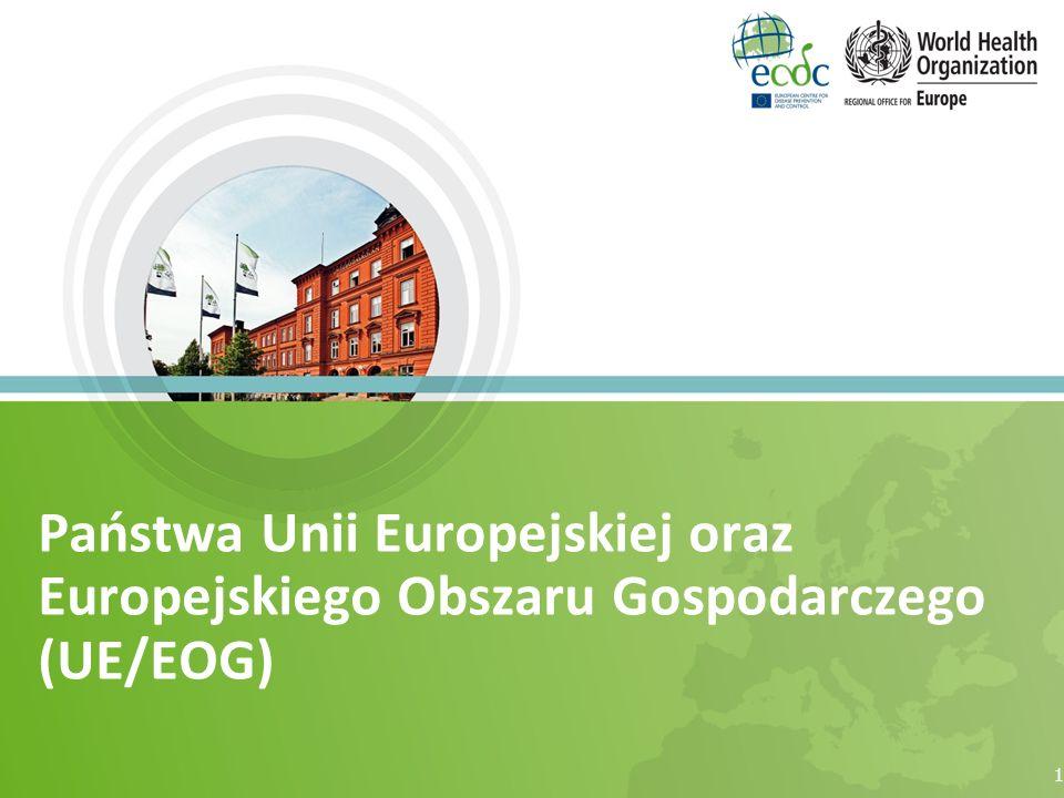 Państwa Unii Europejskiej oraz Europejskiego Obszaru Gospodarczego (UE/EOG) 1