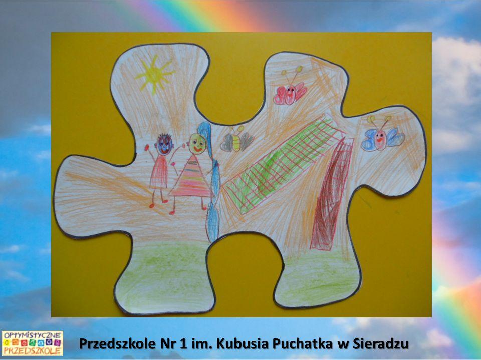 Przedszkole Nr 1 im. Kubusia Puchatka w Sieradzu