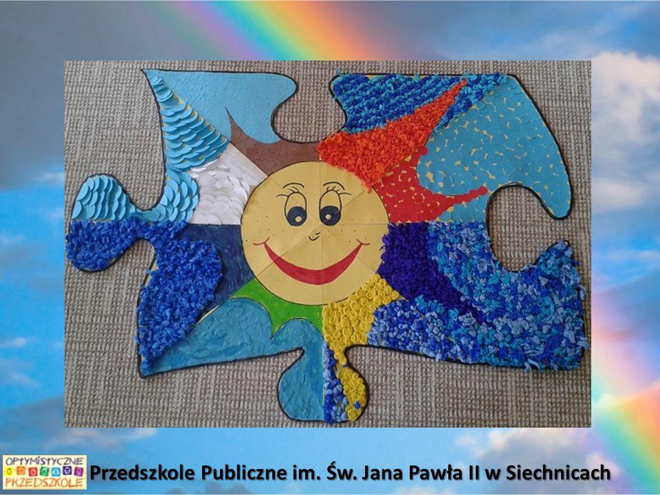Przedszkole Publiczne im. Św. Jana Pawła II w Siechnicach