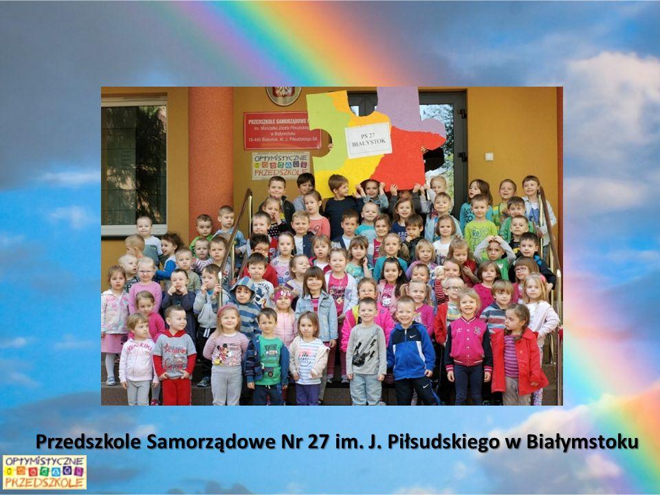 Przedszkole Samorządowe Nr 27 im. J. Piłsudskiego w Białymstoku