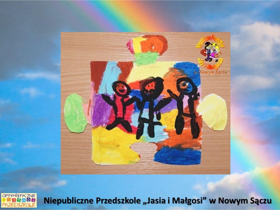 """Niepubliczne Przedszkole """"Jasia i Małgosi w Nowym Sączu"""