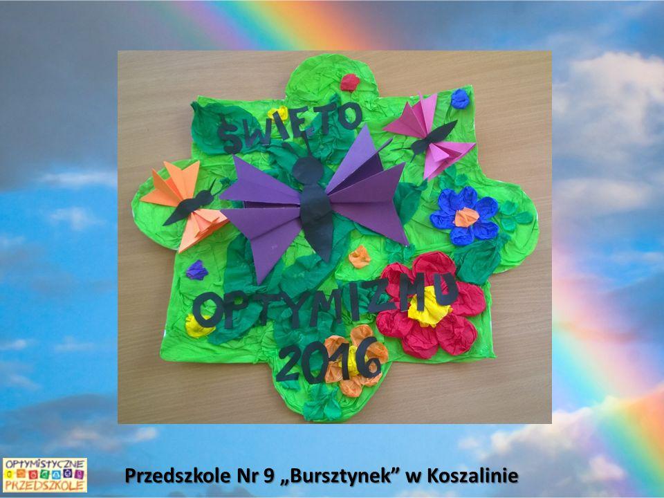 """Przedszkole Nr 9 """"Bursztynek w Koszalinie"""