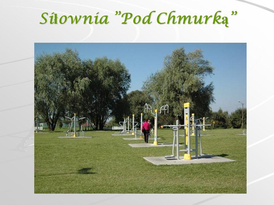 """Si ł ownia """"Pod Chmurk ą """""""