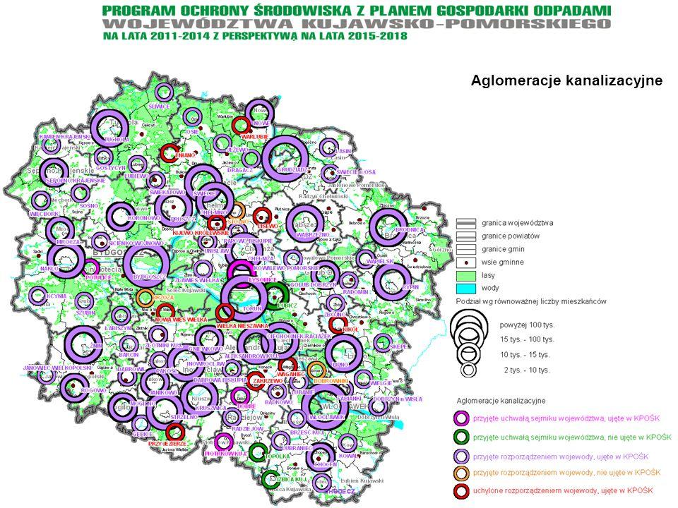 Aglomeracje kanalizacyjne