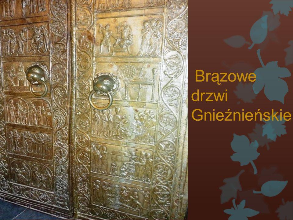 Doniosłe wydarzenia miały miejsce w Gnieźnie za panowania Bolesława Chrobrego: utworzenie arcybiskupstwa i pierwsza królewska koronacja.