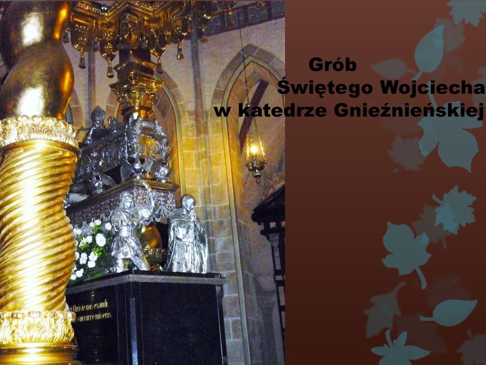 Brązowe drzwi Gnieźnieńskie