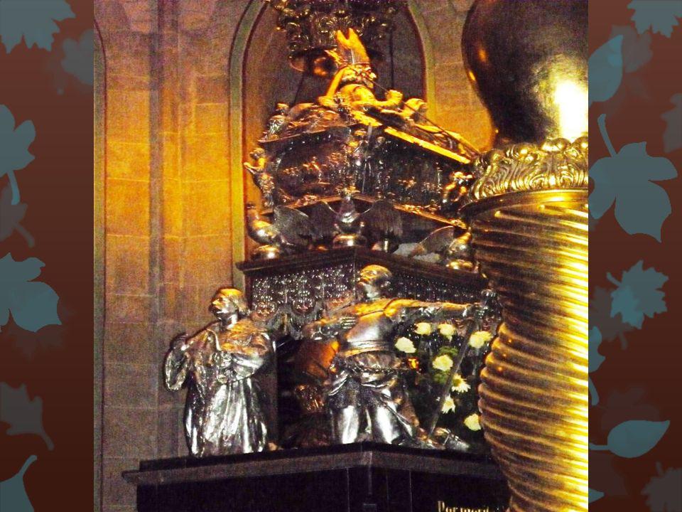 Grób Świętego Wojciecha w katedrze Gnieźnieńskiej