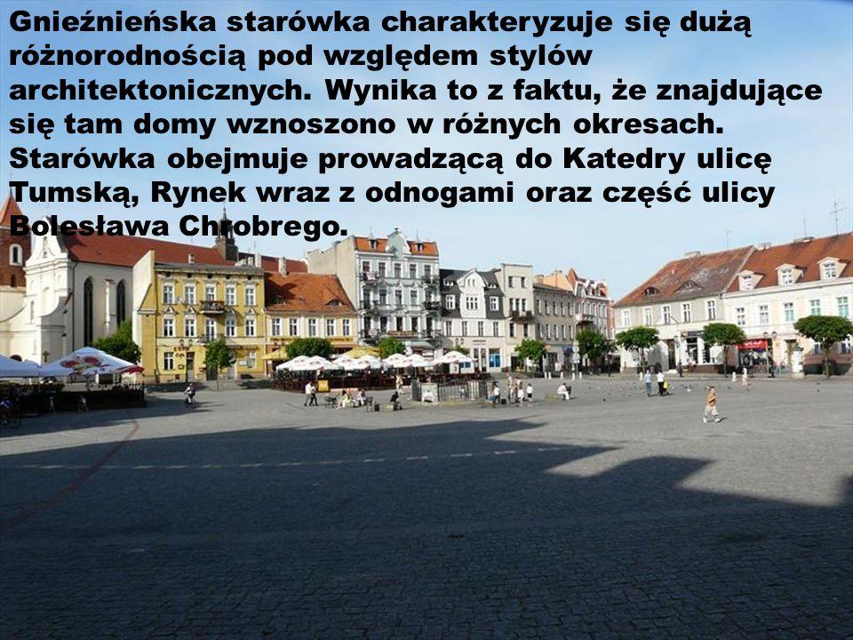 Panorama Starówki Gnieźnieńskiej