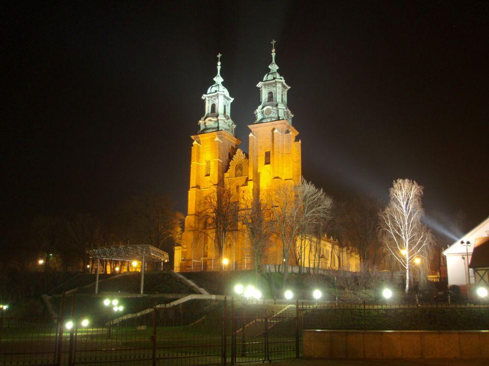 Wid na cmentarz i kościół św. Krzyża