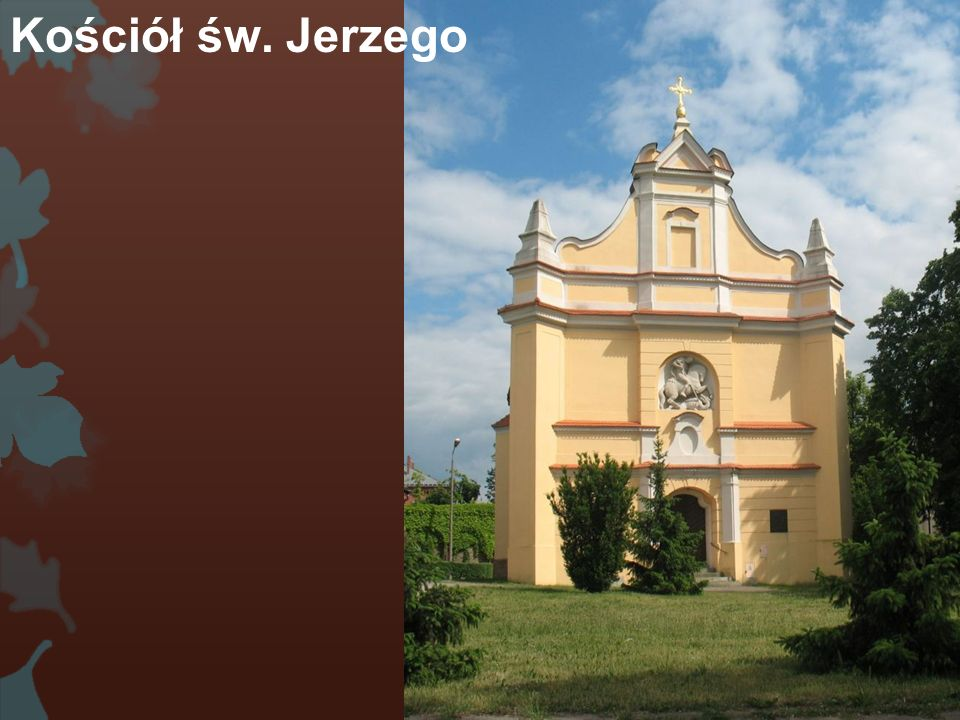Na początku XVI w.Gniezno stało się jednym z najznaczniejszych miast Polski.