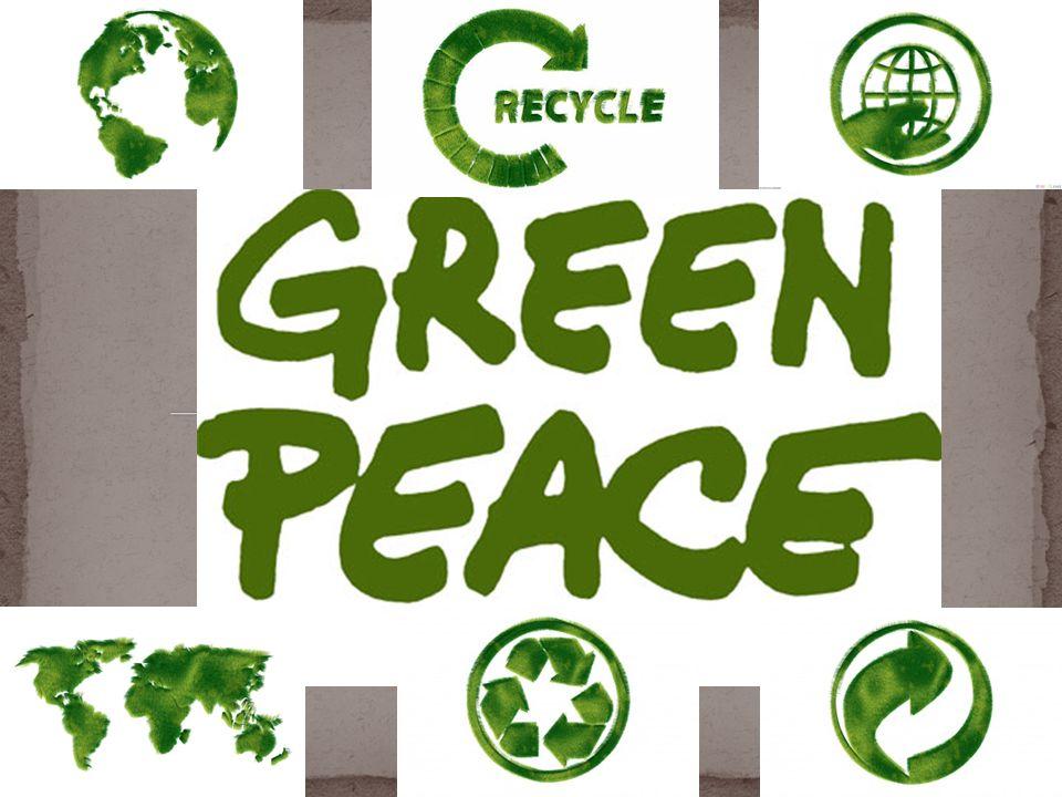 Wiele osób należących do Greenpeace albo z poza niej ukazuje nam że nieważne jaki będzie nasz wkład większy czy mniejszy to np.
