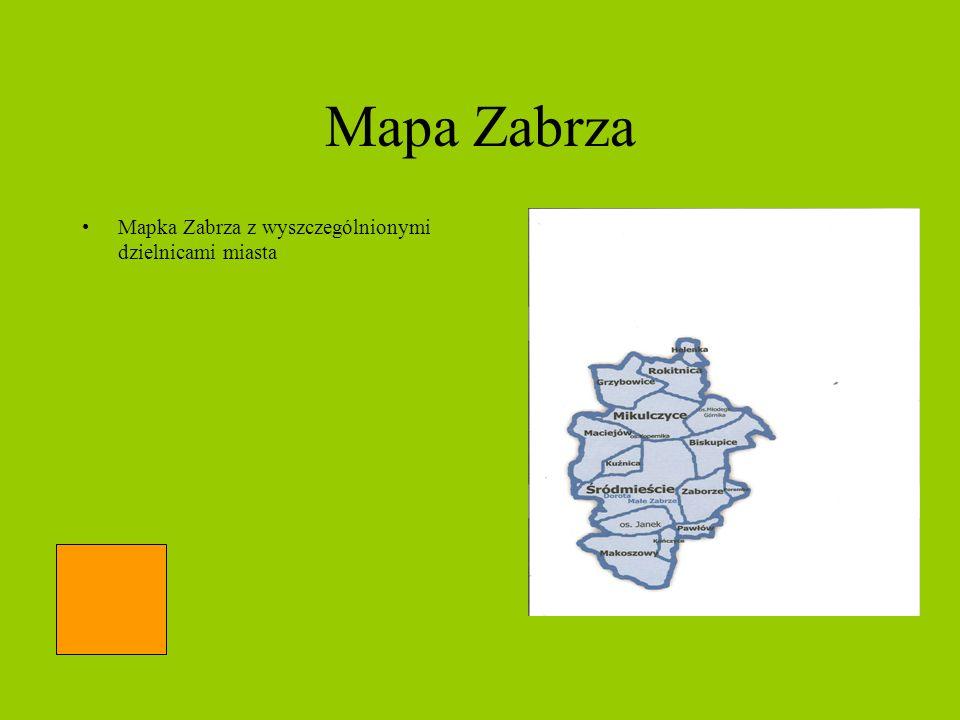 Kilka słów o historii miasta Zabrze położone jest na Górnym Śląsku.