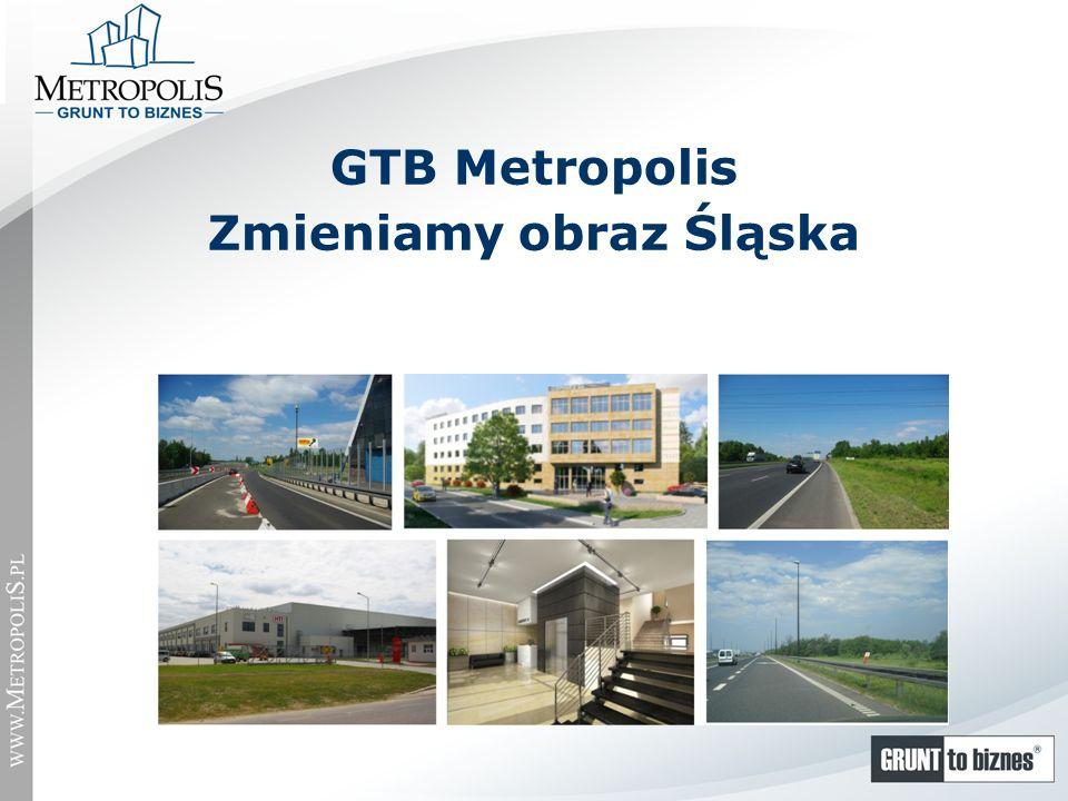 GTB Metropolis Zmieniamy obraz Śląska
