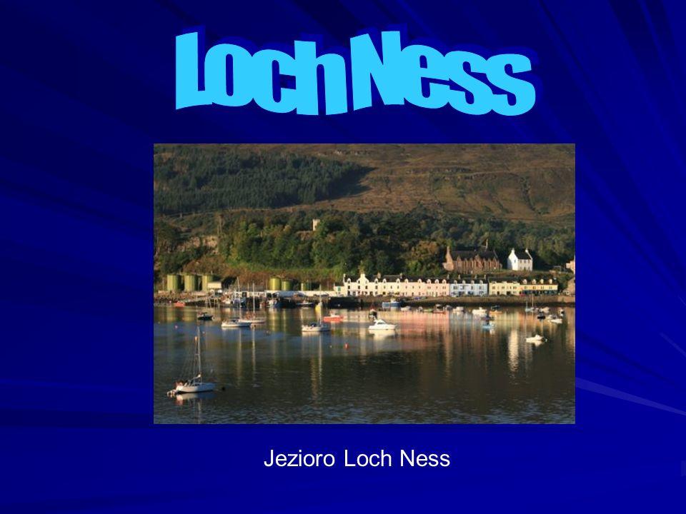 Jezioro Loch Ness