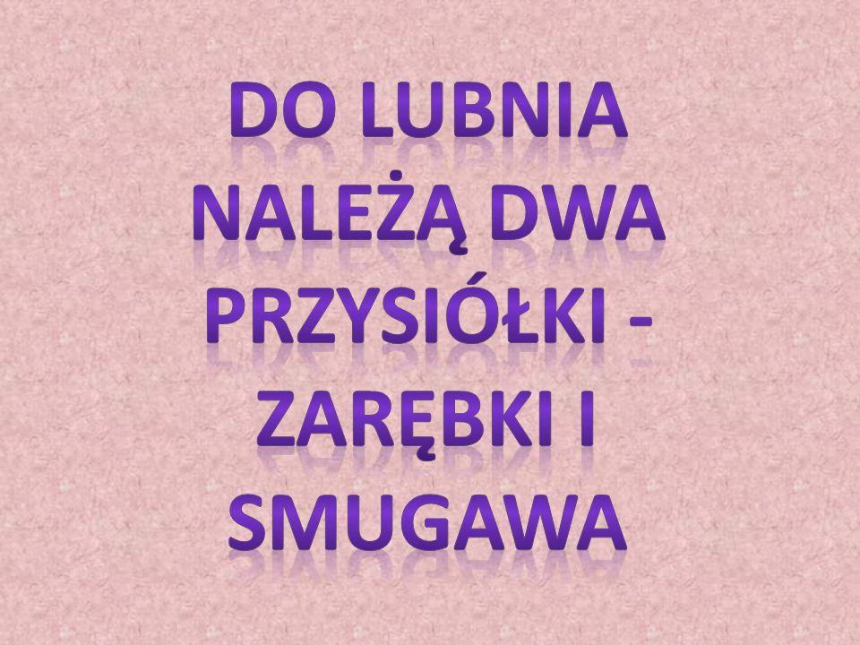 Lubień jest siedzibą władz samorządowych, Parafii pod wezwaniem Św.