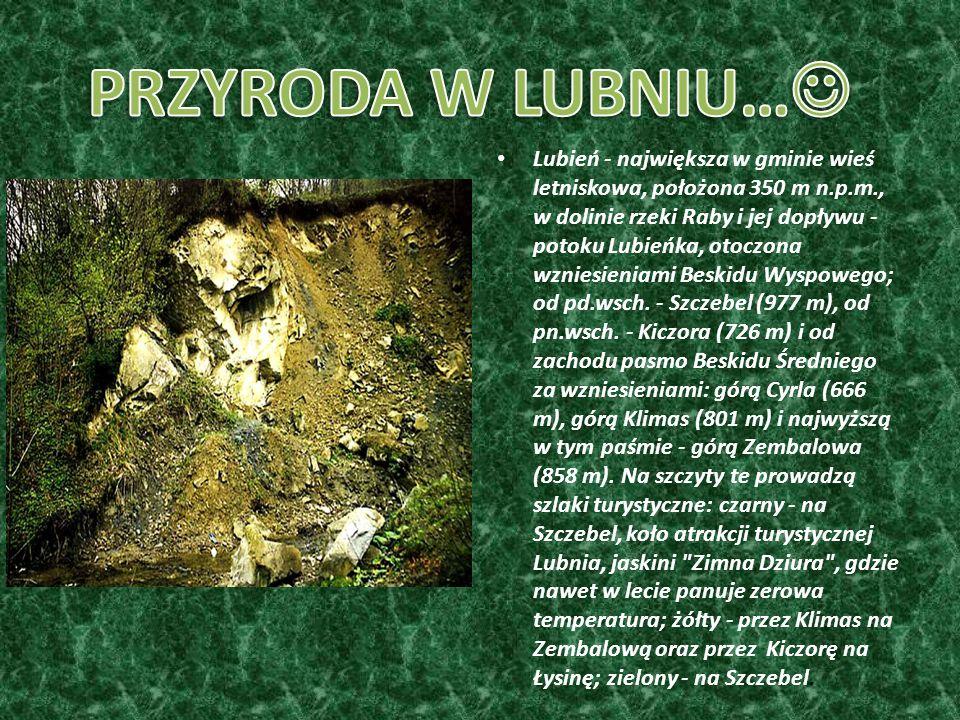 SMUGAWA SMUGAWA: jest przysiółkiem położonym na granicy Lubnia i Tenczyna, w kotlinie równoległej do Zakopianki .