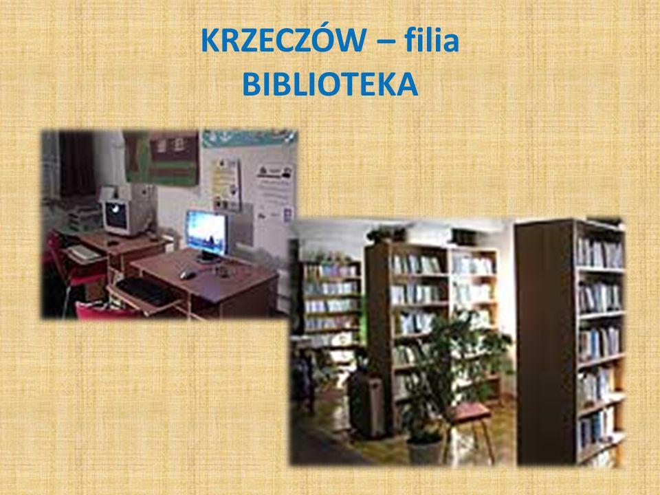 SZKOŁY W KRZECZOWIE Szkoła Podstawowa w Zespole Szkół im.