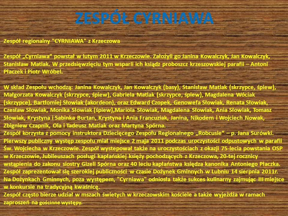 OSP Krzeczów