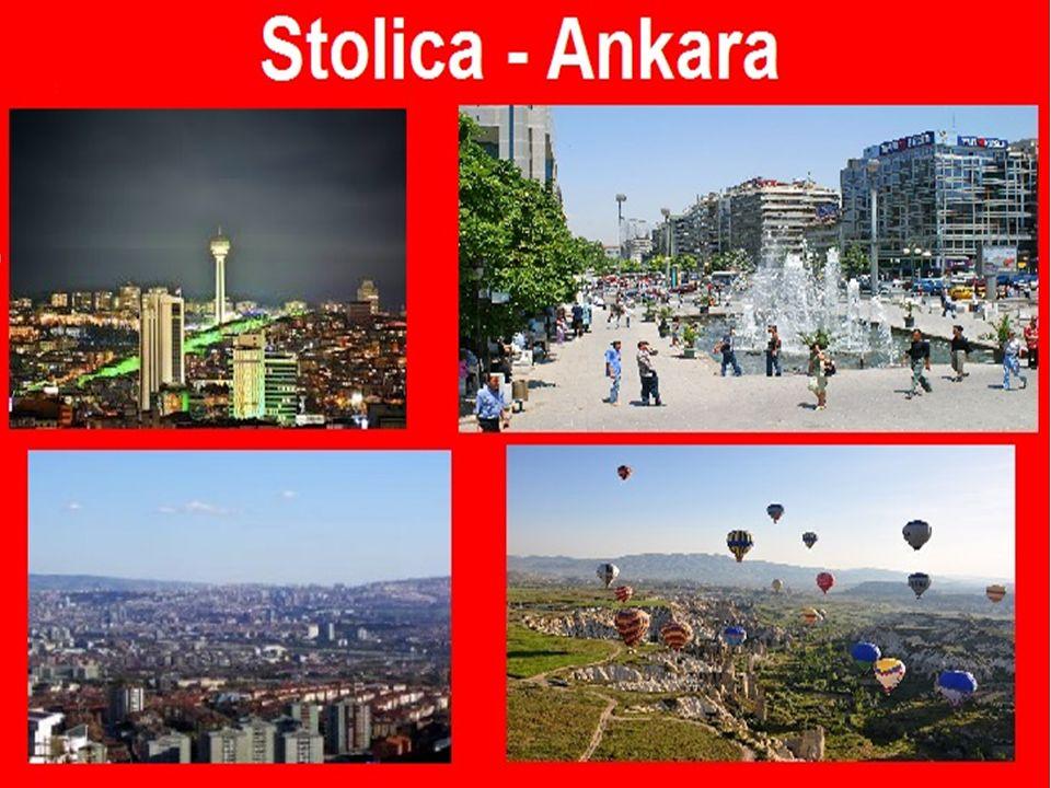Krajobraz w Turcji