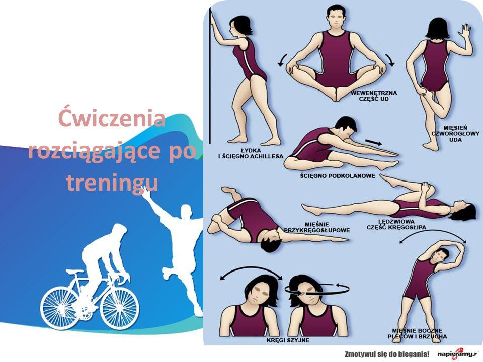 Ćwiczenia rozciągające po treningu