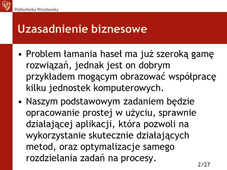 Metoda słownikowa 23/27