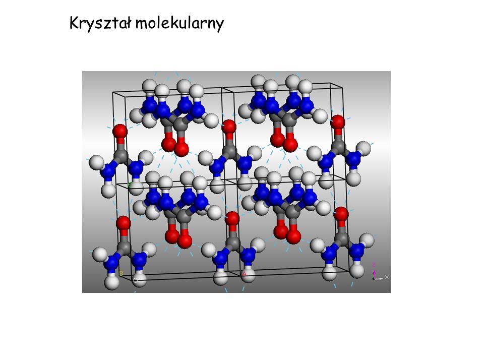 Kryształ molekularny