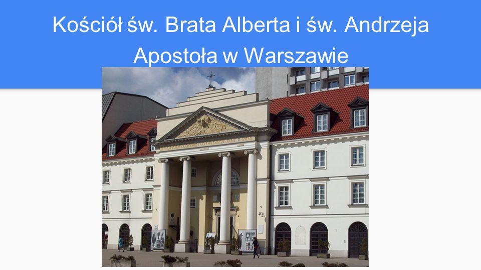 Kościół św. Brata Alberta i św. Andrzeja Apostoła w Warszawie