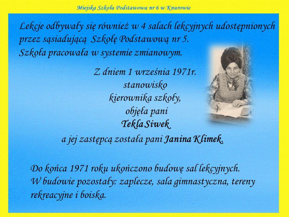 Z dniem 1 września 1971r.
