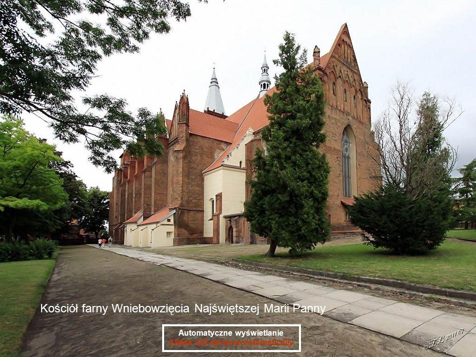 Kościół farny Wniebowzięcia Najświętszej Marii Panny Automatyczne wyświetlanie Slides will advance automatically