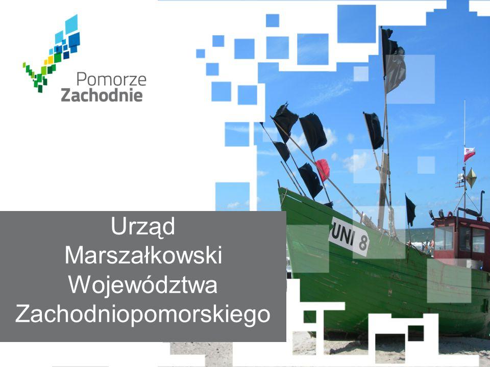 www.wzp.p l Urząd Marszałkowski Województwa Zachodniopomorskiego