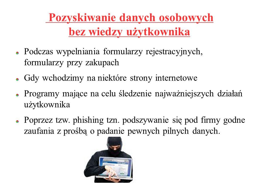 Niebezpieczne kontakty Internet umożliwia nawiązwanie nowych znajomości i łatwe znajdowanie ludzi.