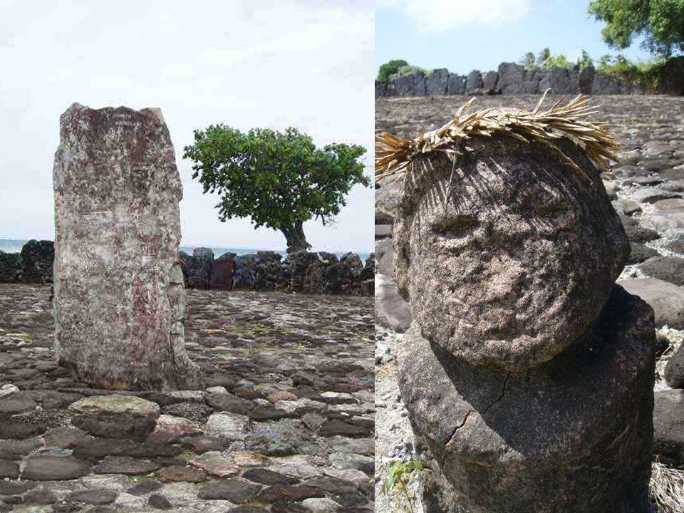 Me ae (na innych wyspach Polinezji - marae) to dawne miejsce kultu i rytualnych obrzędów.