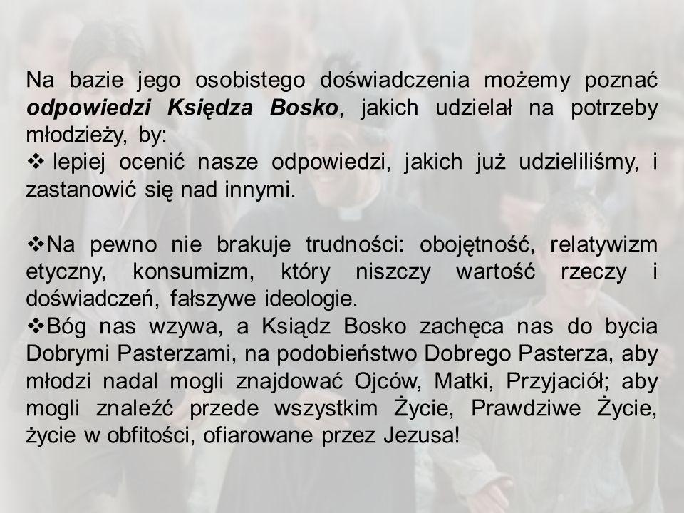 Wspomnienia Oratorium św.
