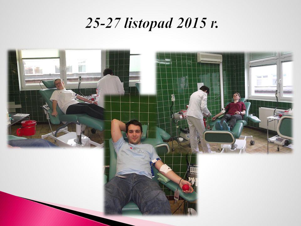 W tym dniu współorganizowaliśmy akcję rejestracji potencjalnych dawców szpiku oraz komórek macierzystych.
