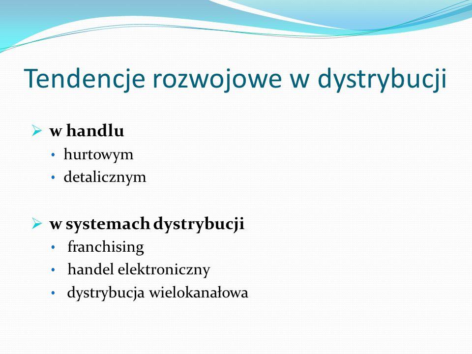 Wielokanałowe systemy dystrybucji firma dociera do różnych nabywców, korzystając z dwóch lub więcej kanałów marketingowych dla tego samego produktu (systemy hybrydowe, dualna dystrybucja, dystrybucja wielokanałową)