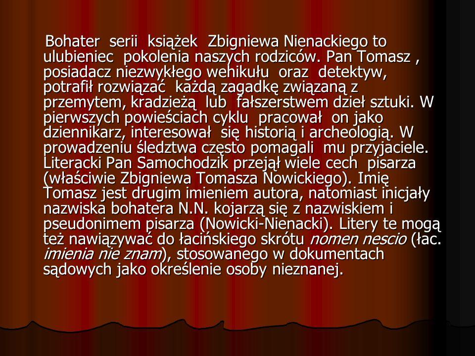 Bohater serii książek Zbigniewa Nienackiego to ulubieniec pokolenia naszych rodziców.