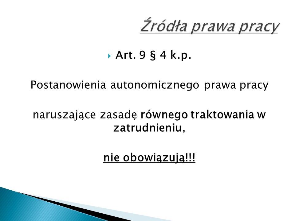  Art. 9 § 4 k.p.