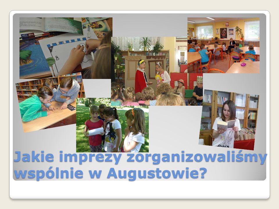 Jakie imprezy zorganizowaliśmy wspólnie w Augustowie
